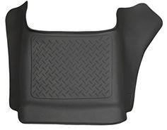 Husky Liners Custom Fit Front Center Hump Liner for Select Dodge Ram Models (Black)