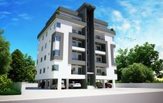 APT 46 - Invest with us - Rental guarantee - City Center - Famagusta NORTH CYPRUS