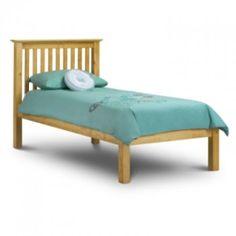 Julian Bowen Barcelona Low Foot End Single Bed
