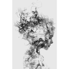 Dissolve Me Art Print ($18) ❤ liked on Polyvore featuring home, home decor and wall art