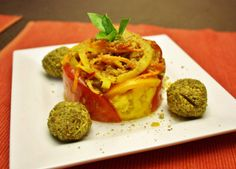 #Rawfood #Lasagna #Recipes #vegan