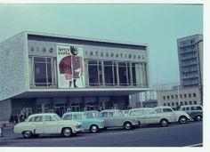 Kino International.Copyright: DDR Museum, Berlin. Eine kommerzielle Nutzung des Bildes ist nicht erlaubt, but feel free to repin it!