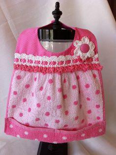 De bebe en forma de vestido