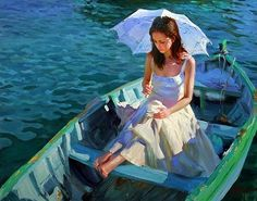 # Vladimir Volegov # out on the river