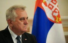 ΤΟ ΚΟΥΤΣΑΒΑΚΙ: Ο Πρόεδρος της Σερβίας, είπε ότι η χώρα δεν προτίθ... Ο Πρόεδρος της Σερβίας Τόμισλαβ Νίκολιτς, δήλωσε ότι η χώρα του δεν προτίθεται να επιβάλει κυρώσεις στη Ρωσία.  Αυτό δήλωσε στους δημοσιογράφους στο τέλος της συνομιλίας μαζί τους ,ενώ είχε φτάσει στο Βελιγράδι, ο Επίτροπος της ΕΕ για τη Πολιτική γειτονίας και Διεύρυνσης Johannes Hahn.