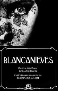 Teaser tráiler de Blancanieves, de Pablo Berger.