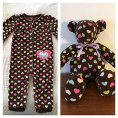 Instead Of Discarding Old Baby Clothes, Try Transforming Them Into This Precious Keepsake