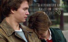 As 10 frases mais inspiradoras de A Culpa É Das Estrelas - Famosos - CAPRICHO