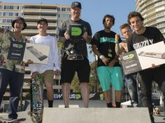 Blind Wins Dew Tour Team Challenge #gosport