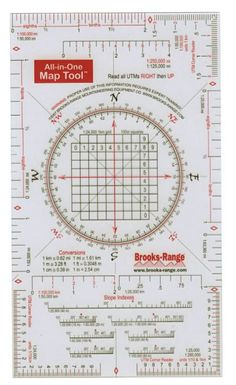 A fine tool: The Brooks Range Universal Transverse Mercator