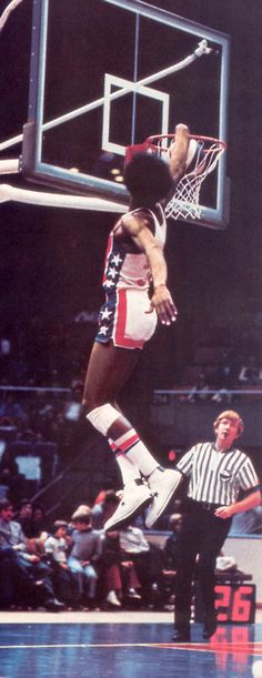 Dr. J, wish he still played