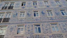 Lisboa, azulejas❣😍