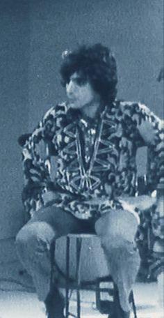 Syd Barrett en la BBC ,1967.