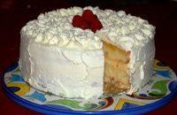 Passion Fruit Mousse Cake - Bolo Mousse de Maracuya