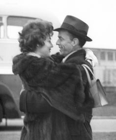 """""""Our love was deep and true, even though the fact that we couldn't live with each other any more than we couldn't live without each other sometimes made it hard for outsiders to understand. All I know is that if Frank had lost me or I'd lost him during those months, our worlds would have been shattered.""""  — Ava Gardner on Frank Sinatra"""