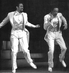 MAURICE AND GREGORY HINES