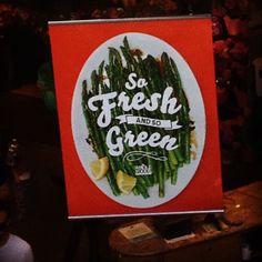 @Whole Foods Market is #sofreshsogreen!
