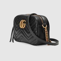 Marmont Quilted Shoulder Bag