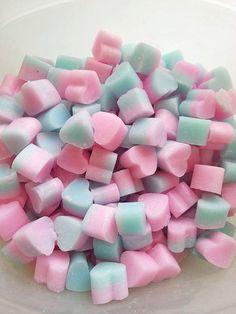 Cotton Candy Bath Truffles  Cotton Candy Bath by WyldeThymeBath