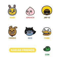 1456819887 kakao friends Drawings Of Friends, Couple Drawings, Cute Cartoon Wallpapers, Cartoon Pics, Apeach Kakao, Kakao Friends, Friends Wallpaper, Simple Wallpapers, Kawaii