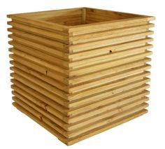 Check it out - Wooden Planter from Fryslan Wood & Garden Centre