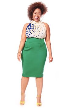 JIBRI Polka Dot Blouse * Limited Quantities * Sleeveless * Back tie closure at neck * Fabrication: Georgette * Sizing: True to Size (View Size Chart) * Handmade in Atlanta, GA Style Notes: Sophisticated and trendy but also a classic blouse that will never go out of style. Great for all seasons.