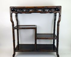 19th Century Chinese Rosewood Table - Antiques Atlas