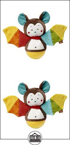 fehn 067668stehauf de murciélago, Jungle Heroes, multicolor  ✿ Regalos para recién nacidos - Bebes ✿ ▬► Ver oferta: http://comprar.io/goto/B01G2FM33I