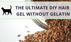 Looking for a guide on how to make hair gel at home without gelatin? Try this natural, vegan, homemade hair gel recipe! Diy Hair Gel Without Gelatin, Homemade Hair Gel, Diy Lotion, Your Turn, Hand Cream, How To Make Hair, Dog Food Recipes, Easy Recipes, Diy Hairstyles