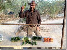 urban desert gardening | jordan | a happy gardener