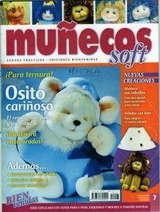 Otra revista para descargar y hacer tus propios muñecos soft, con patrones e instrucciones paso a paso. Con nuevas creaciones y cursos para aprender todo lo que deseas sobre estos maravillosos muñecos.
