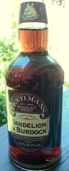 Old English Dandelion & Burdock Root beer