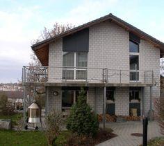 Neubauten Bern | Wir übernehmen auch Neubauten für Sie in Bern Bern, Cabin, House Styles, Home Decor, Architects, New Construction, Photo Illustration, Decoration Home, Room Decor