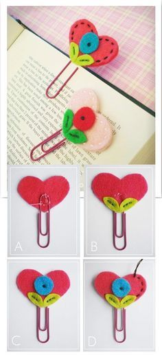 13 Creative Kids Valentine Craft Ideas - mybabydoo For the creative kids, absolutely you also need some creative ideas, for example when making some decorations for Valentine's day. Fabric Crafts, Sewing Crafts, Sewing Projects, Craft Projects, Craft Ideas, Sewing Diy, Kids Crafts, Diy And Crafts, Arts And Crafts
