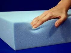 Lux High Quality Foam - for redoing couch cushions. Cheap foam to re-stuff flattened cushions Couch Foam, Foam Pillows, Foam For Cushions, Furniture Projects, Furniture Makeover, Diy Furniture, Trendy Furniture, Pallet Projects, Sofa Seat Cushions
