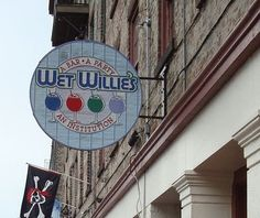 Wet Willies in Savannah, GA ……WARNING DO not get the blue frozen drinks ….Kurt found out why! Downtown Savannah, Savannah Georgia, Savannah Chat, Making Memories Of Us, Tybee Island, All I Ever Wanted, Bachelorette Weekend, Girls Weekend, Oh The Places You'll Go