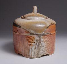 Anagama jar by richard.burkett, via Flickr