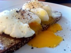 poached eggs - Google Search