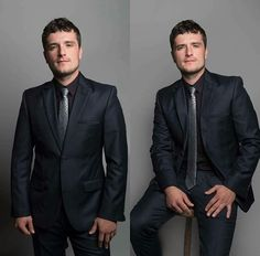 """Josh's most attractive man I've ever seen. """"I'll always love Josh"""". In the words of Peeta, """"always! Gay Guys, Great Speakers, Josh Hutcherson, Together Forever, Lesbians, Attractive Men, Hunger Games, Ash, Crushes"""