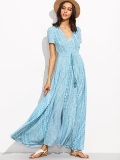 Monsoon Maxi Dress