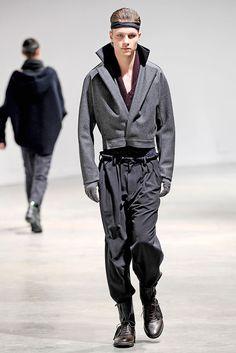 Lanvin   Fall 2010 Menswear Collection   Style.com
