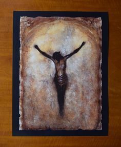Pain Digital print Premium Satin Photo Paper 300 gm signed | Etsy #christ #crucified #crucifixion #christmass Thanks For The Gift, Minoan, Occult, Printable Art, Giclee Print, Digital Prints, Christ, Moose Art, Satin
