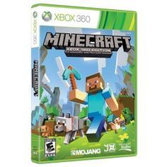 minecraft xbox 360 edition the video game Minecraft Video Games, Xbox 360 Video Games, Minecraft Games, Latest Video Games, Xbox Games, Creeper Minecraft, Minecraft Stuff, Pc Games, Playstation