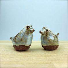 Little Ceramic Bird