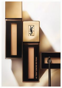 The Beauty News: YSL Fusion Ink Foundation