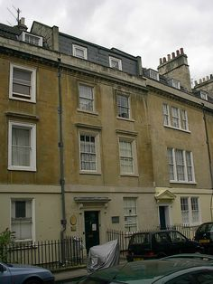"Herschel Museum of Astronomy, Bath. William Herschel was living here at 19 King Street when he become the first person in history to discover an unknown planet.  ©Mona Evans, ""Herschel Museum of Astronomy""  http://www.bellaonline.com/articles/art48626.asp"