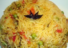 Tomato Rice recipe is a simple south indian vegetarian recipe.