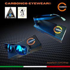 L'occhiale piu leggero utilizzato dai piloti italiani e campione italiano di beach volley.