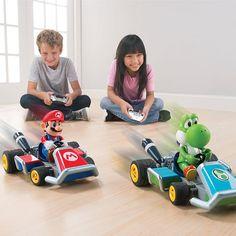 Mario Kart Wii Remote Control Car - $20