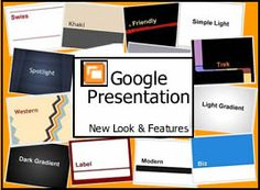 Cool Tools for 21st Century Learners: GoogleDocs Presentation: New Look and Features